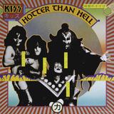 KISS - Hotter Than Hell (1974) Billeder af  Epic Rights