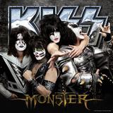 KISS - Monster (2012) キャンバスプリント