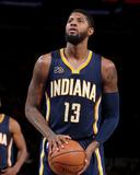 Indiana Pacers v New York Knicks Photographie par Nathaniel S Butler