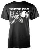 Beastie Boys- Boombox Ring Arm Glasses T-Shirt