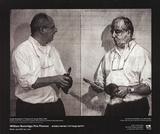 Invisible Mending Plakater af William Kentridge