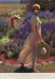 Garden Breeze Prints by Thomas J. Larson