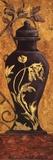 Urne dorée I Affiches par  Garden Street Gallery