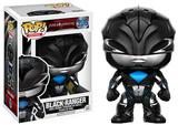 Power Rangers - Black Ranger POP Figure Leke