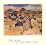 St. Germain Prints by Paul Klee