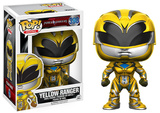 Power Rangers - Yellow Ranger POP Figure Leke