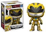 Power Rangers - Yellow Ranger POP Figure Giocattolo