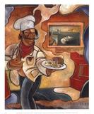 Dalis Köstlichkeiten Poster von John Milan