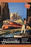 Hiawatha 1952 Prints by  Unknown