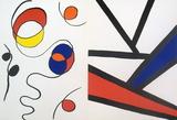 Derriere le Miroir no.173 page Posters par Alexander Calder