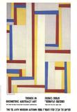 Relational Painting Posters af Fritz Glarner