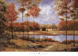 Elysium I Kunstdrucke von John Milan