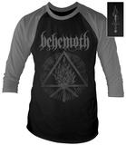 Raglan: Behemoth- Furor Divinus Raglans