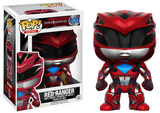 Power Rangers - Red Ranger POP Figure Legetøj