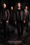 Supernatural- Season 12 Key Art Kunstdrucke