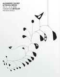 The S-Shaped Vine Plakat av Alexander Calder