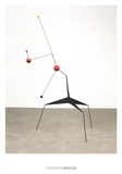 Morning Star Posters por Alexander Calder