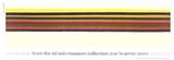 Stripes 2-14 Kunst af Morris Louis