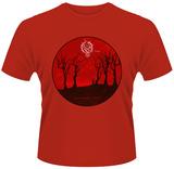 Opeth- Pale Communio Reaper Button T-paita