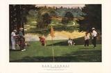 Ninth Holer Par Prints by Bart Forbes