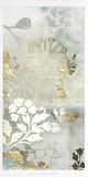 Metallic Flower Garden II Posters by June Erica Vess