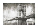 Historic Suspension Bridge I Limitierte Auflage von Ethan Harper