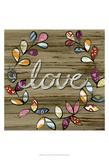 Love & Laughter III Posters av June Erica Vess