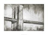 Historic Suspension Bridge II Limitierte Auflage von Ethan Harper