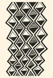 Mud Cloth Study IV Posters by Renee W. Stramel