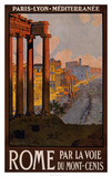 See Rome Poster by  Studio W