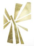 Gold Foil Symbiotic IV Prints by June Erica Vess