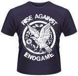 Rise Against- Endgame Badge T-Shirt