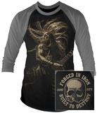 Raglan ShirtBlack Label Society- Forged In Iron (Front/Back Raglan) Raglans