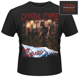 Cannibal Corpse- Tomb Of The Mutilated (Front/Back) Tshirts