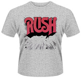 Rush- 74 Album Logo T-Shirt