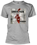 Linkin Park- Hybrid Theory Album Cover T-shirts