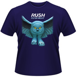 Rush- Fly By Night Album Art T-Shirt