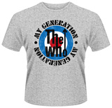 The Who- My Generation T-Shirts