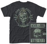 Black Label Society- Doomtroopering Since 1198 (Front/Back) T-Shirts