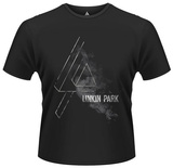 Linkin Park- Smokey Logo T-Shirts