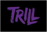 Purple Trill Prints