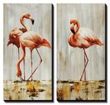 Flamingo Plakater av Sydney Edmunds