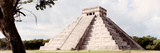 ¡Viva Mexico! Panoramic Collection - El Castillo Pyramid - Chichen Itza XII Reproduction photographique par Philippe Hugonnard